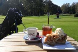 Golf + Koffie & gebak - Pitch & Putt Golf Heerde